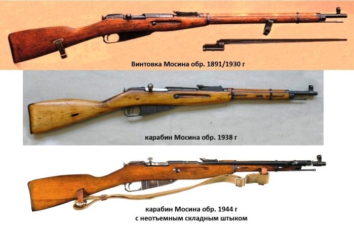 Винтовка Мосина Образца 1944 Года - фото 4